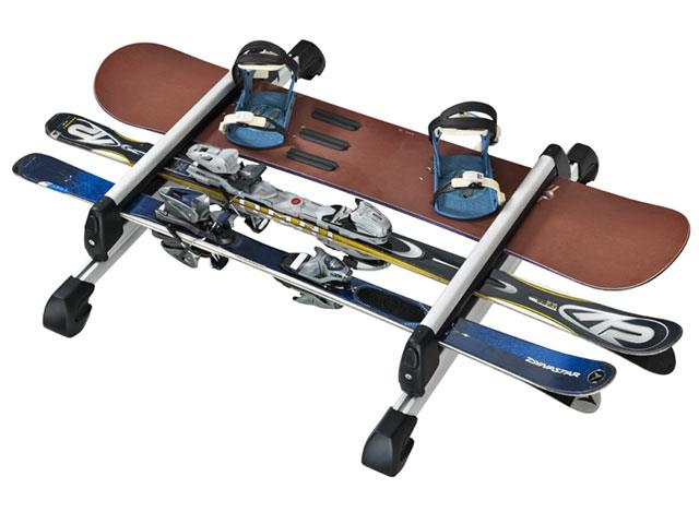 Diagram Base Carrier Bars and Snowboard/SKI Deluxe Attachment (NPN071035) for your Volkswagen